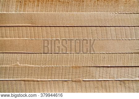 Wood Texture. Gluing And Clamping Wooden Panels. Wooden Furniture Manufacturing Process. Furniture M