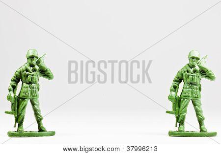 Two Radio Men