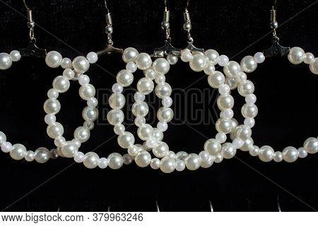 Pearl Bracelet Custom Jewelry  Handmade Pearl Bracelet