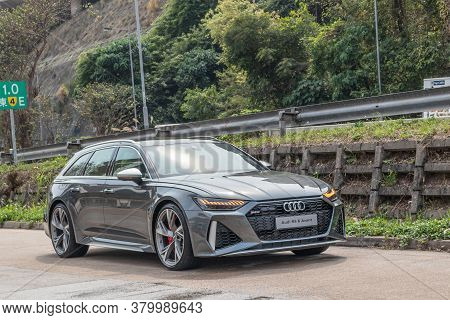 Audi Rs6 Avant 2020 Test Drive Day