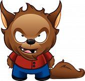 Werewolf Monster - Bad.eps