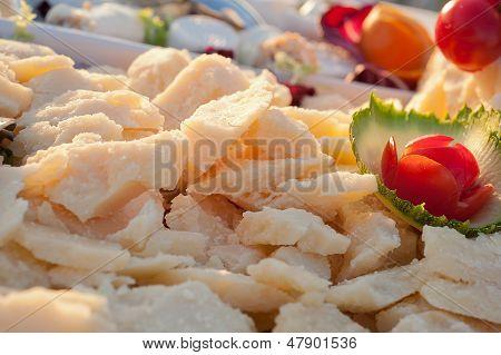 Parmesan Cheese Wedding Banquet