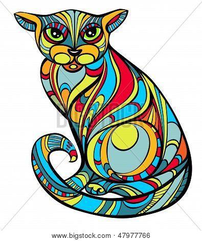 Improbable Cat