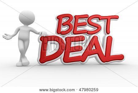 3D Men Best Deal