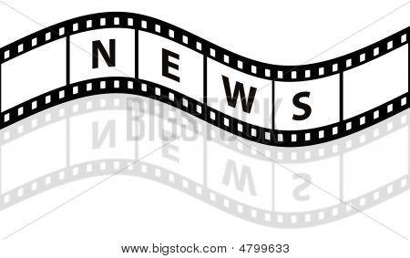 News Film Strip
