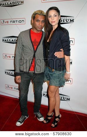 Tony Kanal  at the Grand Reopening of The Hollywood Palladium. Hollywood Palladium, Hollywood, CA. 10-15-08