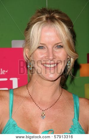 Maeve Quinlan  at the T-Mobile G1 Launch Party. Siren Studios, Hollywood, CA. 10-17-08