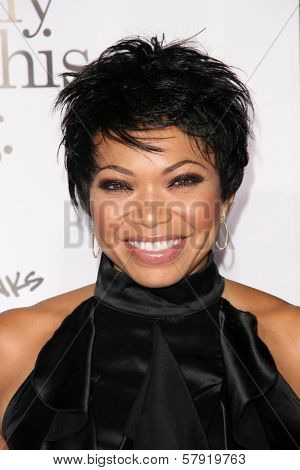 Tisha Campbell-Martin  at the Los Angeles Premiere of 'Zack and Miri make a porno'. Grauman's Chinese Theater, Hollywood, CA. 10-20-08