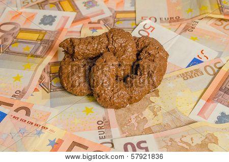 Poop Onto Bills
