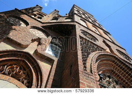 town hall of Brandenburg