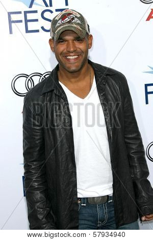 Amaury Nolasco  at the AFI Fest 2008 Centerpiece Gala Screening of 'Che'. Grauman's Chinese Theatre, Hollywood, CA. 11-01-08