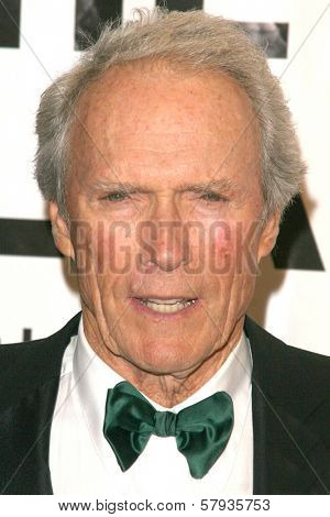 Clint Eastwood  at the Thalians 53rd Anniversary Ball, honoring Clint Eastwood, to benefit  Cedars-Sinai Medical Center, Beverly Hilton Hotel, Beverly Hills, CA. 11-02-08