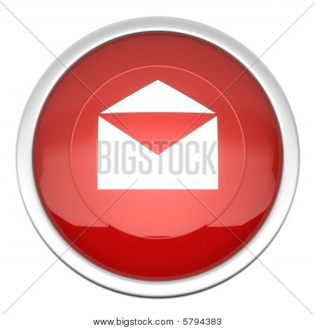 Mail On Icon