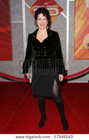 Susie Essman  at the World Premiere of 'Bolt'. El Capitan Theatre, Hollywood, CA. 11-17-08