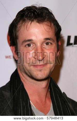 Noah Wyle  at the TNT Wrap Party for 'The Librarian' and 'Leverage'. Cabana Club, Hollywood, CA. 11-19-08