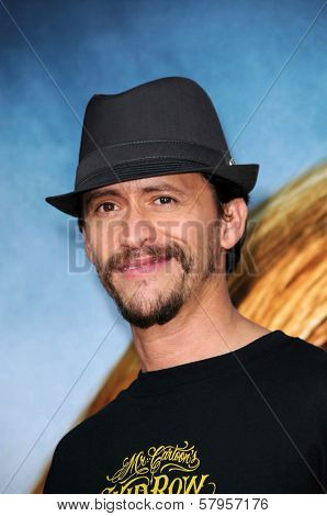 Clifton Collins Jr  at the Los Angeles Premiere of