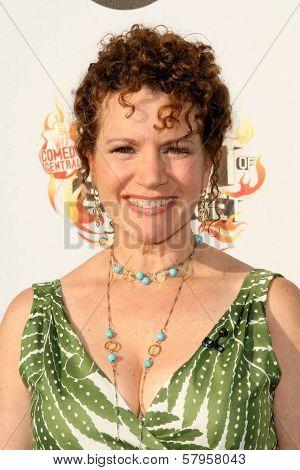 Susie Essman at the