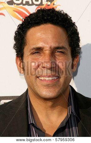 Oscar Nunez  at the