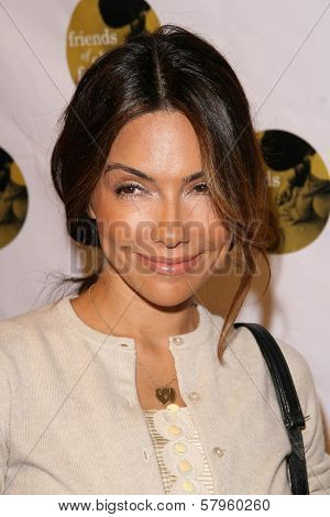 Vanessa Marcil  at the 5th Annual Friends of El Faro Benefit to raise funds for the children of Tijuana Casa Hogar Sion Orphanage. Boulevard3, Hollywood, CA. 08-07-08