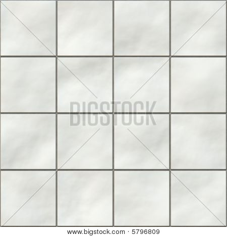 Ceramic Flooring Tiles as Seamless Marble Design poster