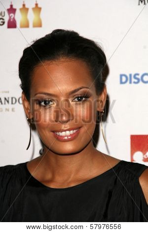 Keisha Whitaker  at a Private Premiere Party for TLC's 'Who Are You Wearing'. Stork, Hollywood, CA. 08-22-08