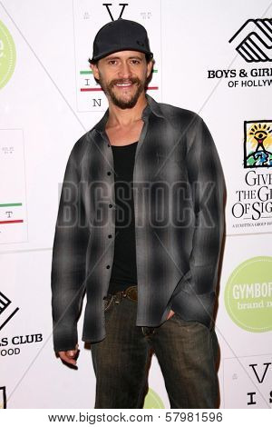 Clifton Collins Jr  at Project 'Visual Impact's Red Carpet Fundraiser to benefit the Boys and Girls Club. Les Deux, Hollywood, CA. 08-27-08