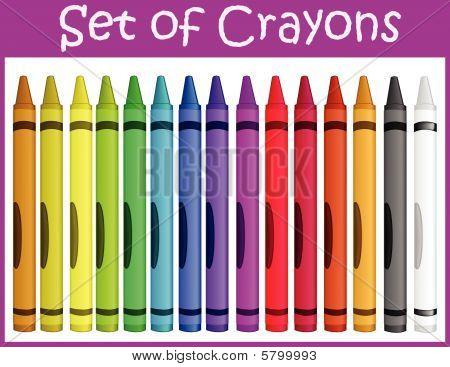 Crayon singles