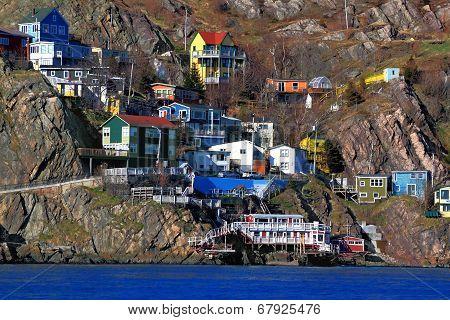 Houses Of St.johns Newfoundland