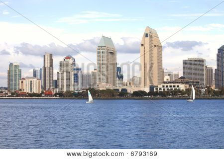 San Diego California.