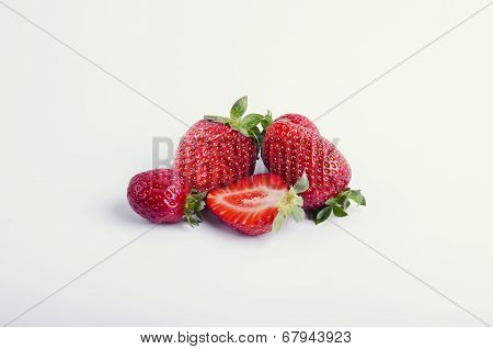 Little Strawberries