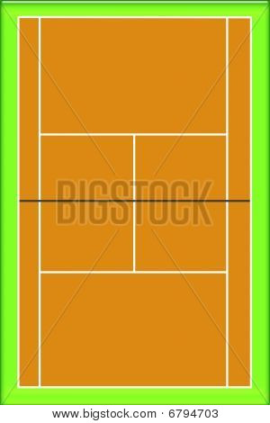 Tenniss court