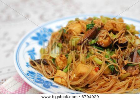 Chinese Style Vegetarian Bee Hoon