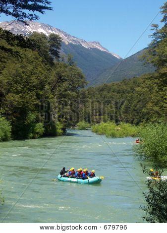 Rafting Patagonia