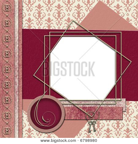 Victorian - 1 - Scrapbook Quickpage