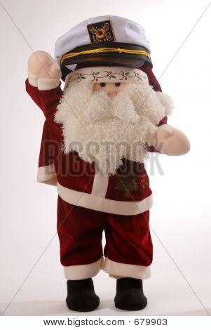Santa Full Size Captain Hat
