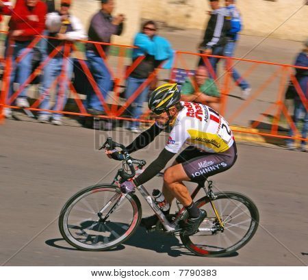 Lance Armstrong race