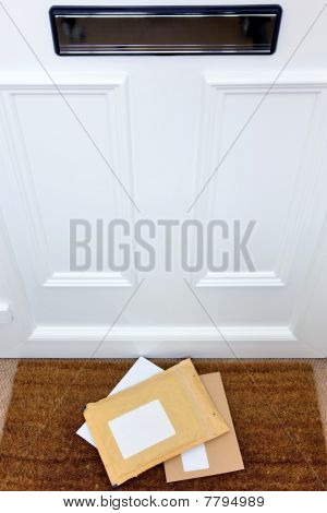 Letters On The Doormat