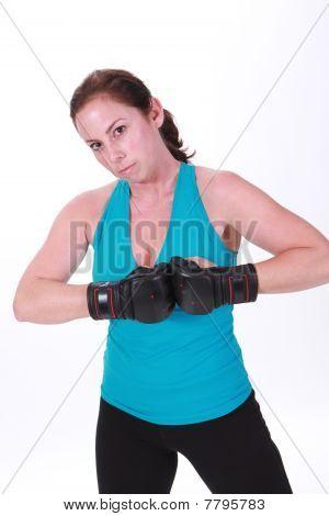 MMA Woman