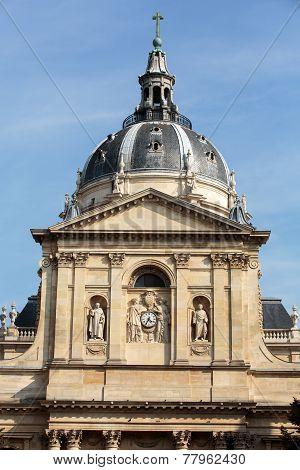 Sorbonne University in Paris France.