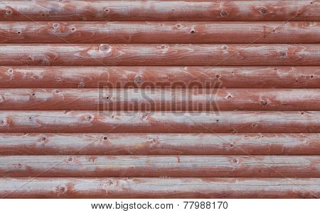 loghouse wood wall texture and seamless background