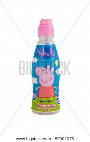 Peppa Pig Flavoured Drink