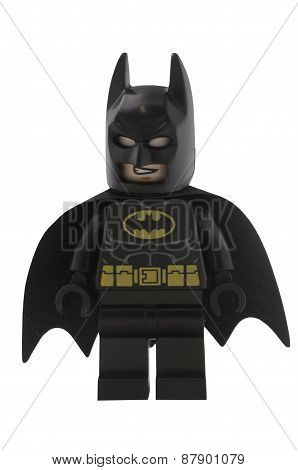 Batman Lego Minifigure
