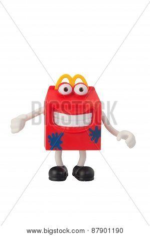 Mcdonalds Happy Meal Toy