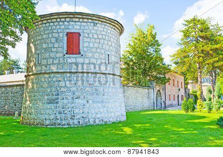 The Tower Of Biljarda Hall