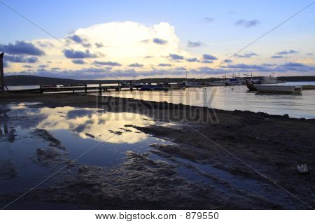 Ses Salines Reflections