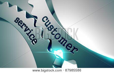Customer Service on the Cogwheels.