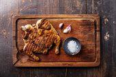 Roast chicken Chicken tobacco Grilled chicken fried poster