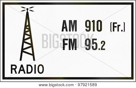 Radio Station In Canada