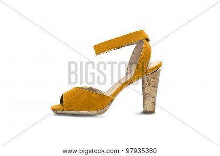 Yellow Shoe