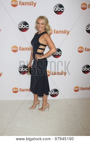 LOS ANGELES - AUG 4:  Emily Osment at the ABC TCA Summer Press Tour 2015 Party at the Beverly Hilton Hotel on August 4, 2015 in Beverly Hills, CA
